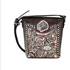Montana west Native American collection crossbody